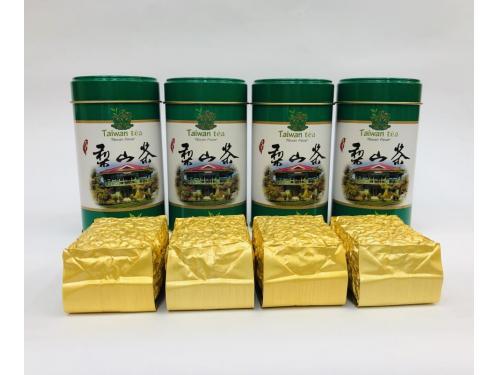 梨山(清香)<br>精裝四兩(150g)X4罐