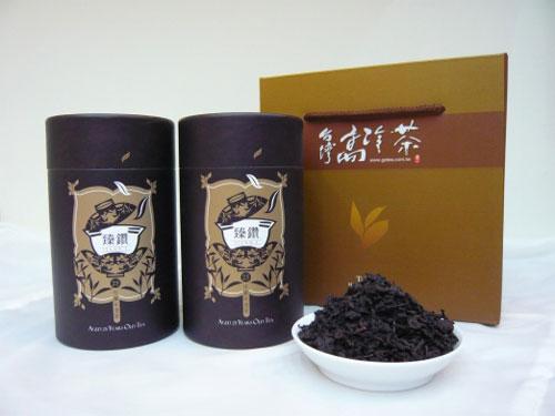 建一25年茶王(醇香)<br>精裝四兩(150g)<br>四兩裝/罐