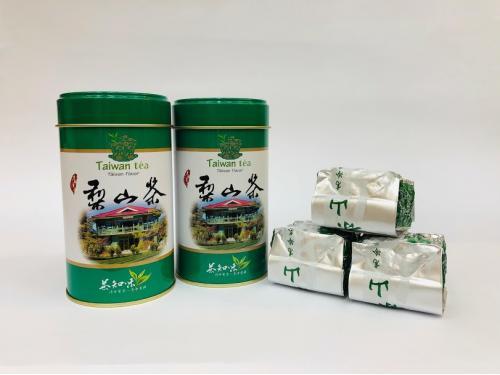 梨山(清香)<br>精裝四兩(75gX2包)<br>四兩裝/罐