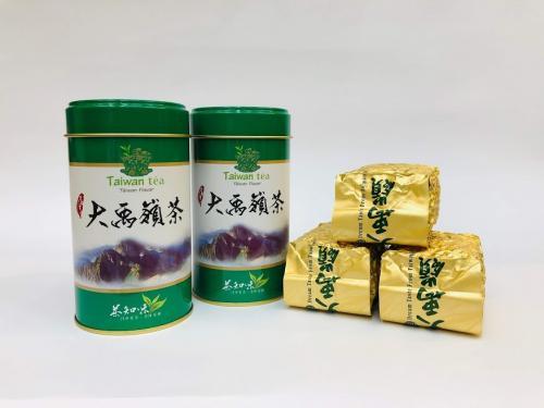 大禹嶺(清香)<br>精裝四兩(150g)<br>四兩裝/罐