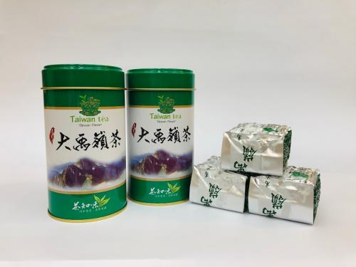大禹嶺(清香)<br>精裝四兩(75gx2包)<br>四兩裝/罐
