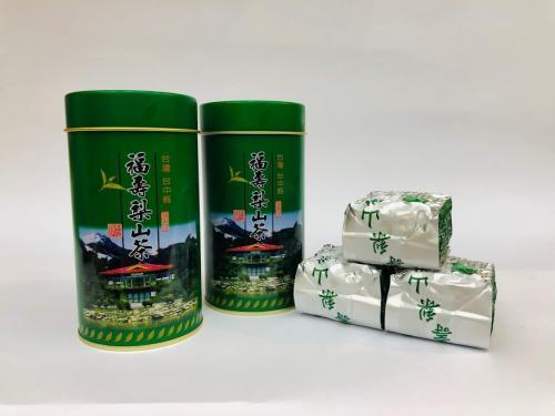 福壽梨山(清香)<br>精裝四兩(75gx2包)<br>四兩裝/罐